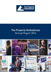 The Property Ombudsman launches its annual report at House of Lords event