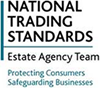 Approved by National Trading Standards. Estate Agency Team