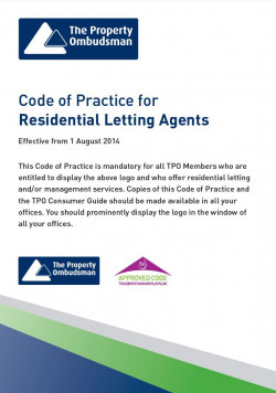 Minister urges letting agents to sign up to TPO's Lettings Code of Practice